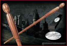 """Death Eater Wand (Brown) 15"""" Replica NIB from Harry Potter Movie w/ Name Plate"""