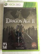 Dragon Age 2 Signiture Edition Xbox 360 Brand New Sealed