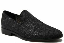 Stylish & Comfort Shoes Brand New With Box Men's Sparkling Glitter Slip-On Loafe