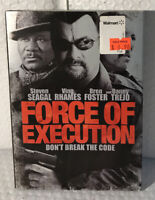 Force of Execution (DVD, 2013)