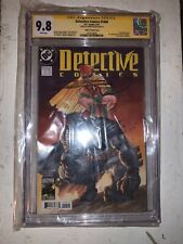 """DETECTIVE COMICS #1000 """"1980s"""" VARIANT COVER, SIGNED BY FRANK MILLER"""