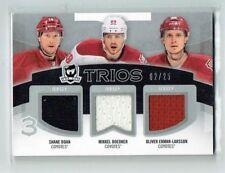 12 13 UD The Cup Trios  Shane Doan--Mikkel Boedker--O Ekman-Larsson  /25 Jerseys
