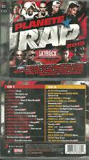 PLANETE RAP ( 2 CD ) avec SOPRANO, BLACK M, ED SHEERAN / NEUF EMBALLE NEW SEALED