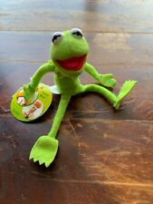 RARE New w/ Tag Starbucks Muppets Kermit Frog Finger Puppet Adorable Green Frog