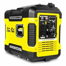 2000 Watt Portable Digital Inverter Quiet Generator Epa Carb Approve Usb Port