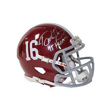 Derrick Henry signed Alabama Riddell Speed Mini Helmet 15 Heisman- Steiner Holo
