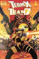 Team X / Team 7 #1 (1996) Marvel Comics Wolverine Sabretooth