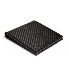 COVE 8 Carbon fiber wallet (Black)