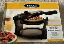Bella Rotating Belgian Waffle Maker non-stick New