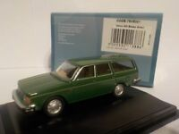 Volvo estate, 245, Green, Model Cars, Oxford Diecast