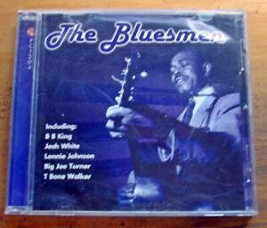 THE BLUESMEN. Compilation cd. B B KING, T BONE WALKER, LEADBELLY JOSH WHITE etc.
