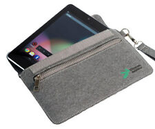 Ultimate Addons Grey Felt Sleeve Purse Travel Case for Amazon Kindle Paperwhite