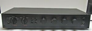 Vintage 1980s - David Hafler Model DH-110 Stereo Preamplifier - WORKS GREAT