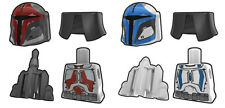 Arealight Custom MANDALORIAN STALKER Pack for Star Wars Minifigures-Pick Color!