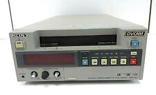SONY DVCAM VIDEO PLAYER RECORDER - DSR-40 - Free Shipping