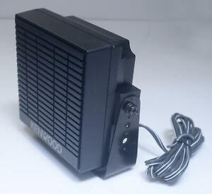 KENWOOD KES-4 External 20W 4Ohms Speaker for Mobile 2-Way Radio Commercial Grade