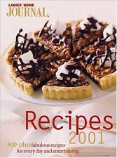 Ladies Home Journal Recipes 2001
