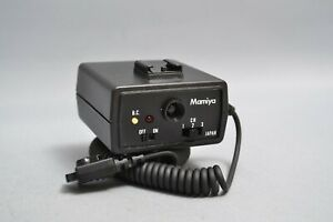 Mamiya RS401 Remote Receiver for 645 Super, 645 Pro, 645Pro TL, RZ67 Cameras