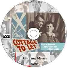 Cottage to Let - Leslie Banks, Alastair Sim, John Mills Film  DVD 1941