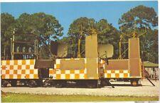 Vintage Mississippi Chrome Postcard Biloxi Keesler Air Force Base Ground Control