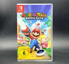 "Nintendo switch juego ""mario + Rabbids-Kingdom Battle"