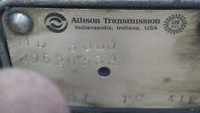 allison md 3060 transmission