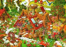 HEYE JIGSAW PUZZLE RYBA: FUNNY FARM 1500 PCS COMICS TRIANGULAR BOX #8832