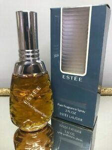 Estée by Estée Lauder pure fragrance 2 fl oz. Rare, original 1970s.