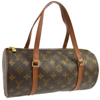 LOUIS VUITTON PAPILLON 30 HAND BAG PURSE MONOGRAM CANVAS M51365 NO0997 01467