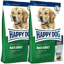 2 x 15 kg Happy Dog Supreme Fit & Well Maxi Adult