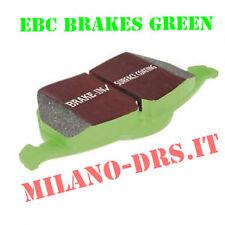PASTIGLIE FRENO ANTERIORI EBC GREEN FIAT GRANDE PUNTO - EVO DP21383