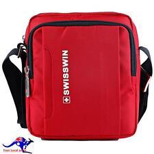 SwissWin SW5050V Multi-functional Satchel Travel bag RED