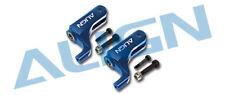450DFC Main Rotor Holder Set/Blue H45164QNT