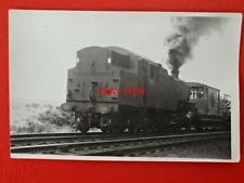PHOTO  LMS CLASS 4P LOCO NO 42594 BANKING UP A TRAIN AT SHAP 1963