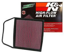 33-2367 K&N Air Filter fits BMW 135i 335i 535i Z4 3.0 Petrol 2006-2017