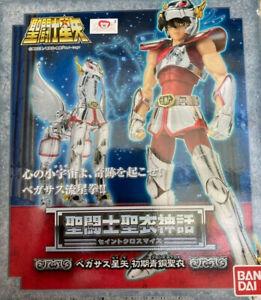 Bandai Myth Cloth Pegase V1 1er édition Saint Seiya