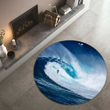 3D Extreme Sports Surfing NAO8988 Game Rug Mat Elegant Photo Carpet Mat Fay