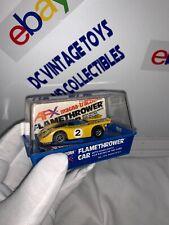 AFX  AURORA , PORSCHE 917 ,FLAMETHROWER ,1973 ,NEW  BANDED ,HO Slot Car