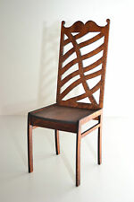 chair for Dolls 1/6 1:6 furniture Barbie FR extraordinary wooden furniture V2