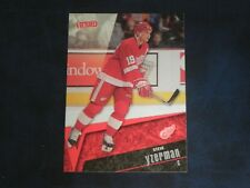 2003-04 Victory Upper Deck UD Base Card #68 Steve Yzerman Detroit Red Wings