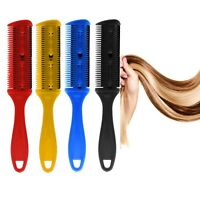 Practical Magic Barber Scissor Hair Cut Styling Razor Blade Comb Hairdressing