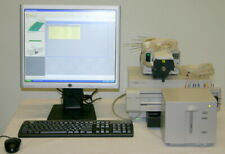 Agilent Hp 8453 Uv Vis Spectrophotometer G1103a With Multicell Holder