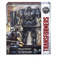 Transformers The Last Knight Premier Edition Megatron 23cm 3+ Years - Argos eBay
