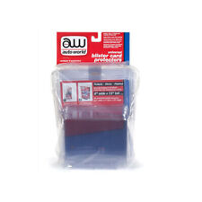 Autoworld AWDC013 Blister Pack Protective Case 6er Pack Scale 1:64 New !°