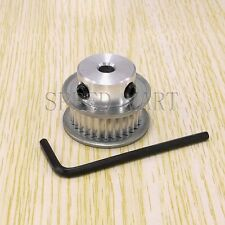 3M Timing Pulley 30T 8mm Bore for Stepper Motor 3D Printer 11mm Width HTD