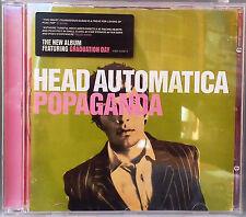 Head Automatica - Popaganda (CD 2006) + Bonus Remix Track