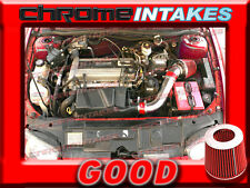 RED 02 03 04 05 CHEVY CAVALIER/PONTIAC SUNFIRE 2.2 2.2L ECOTEC AIR INTAKE TBH
