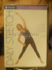 Daily  Stretch Mind Body Health Madeline Lewis Fitness Workout Exercise DVD