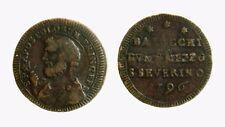 pci3944) Pio VI (1774-1799) San Severino Sampietrino 2 Baiocchi e 1/2 1796