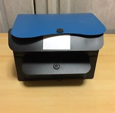 Expandable Portable Accordion File Document Folder File Organizer 2 Compartments
